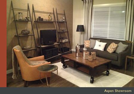 aspen showroom